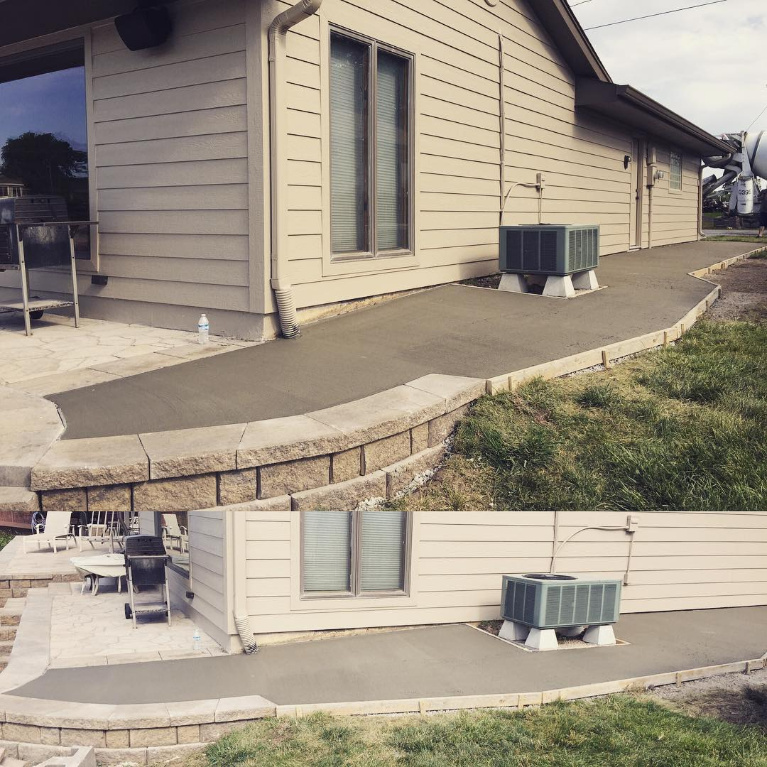 Easy access contractoromaha concreteomaha