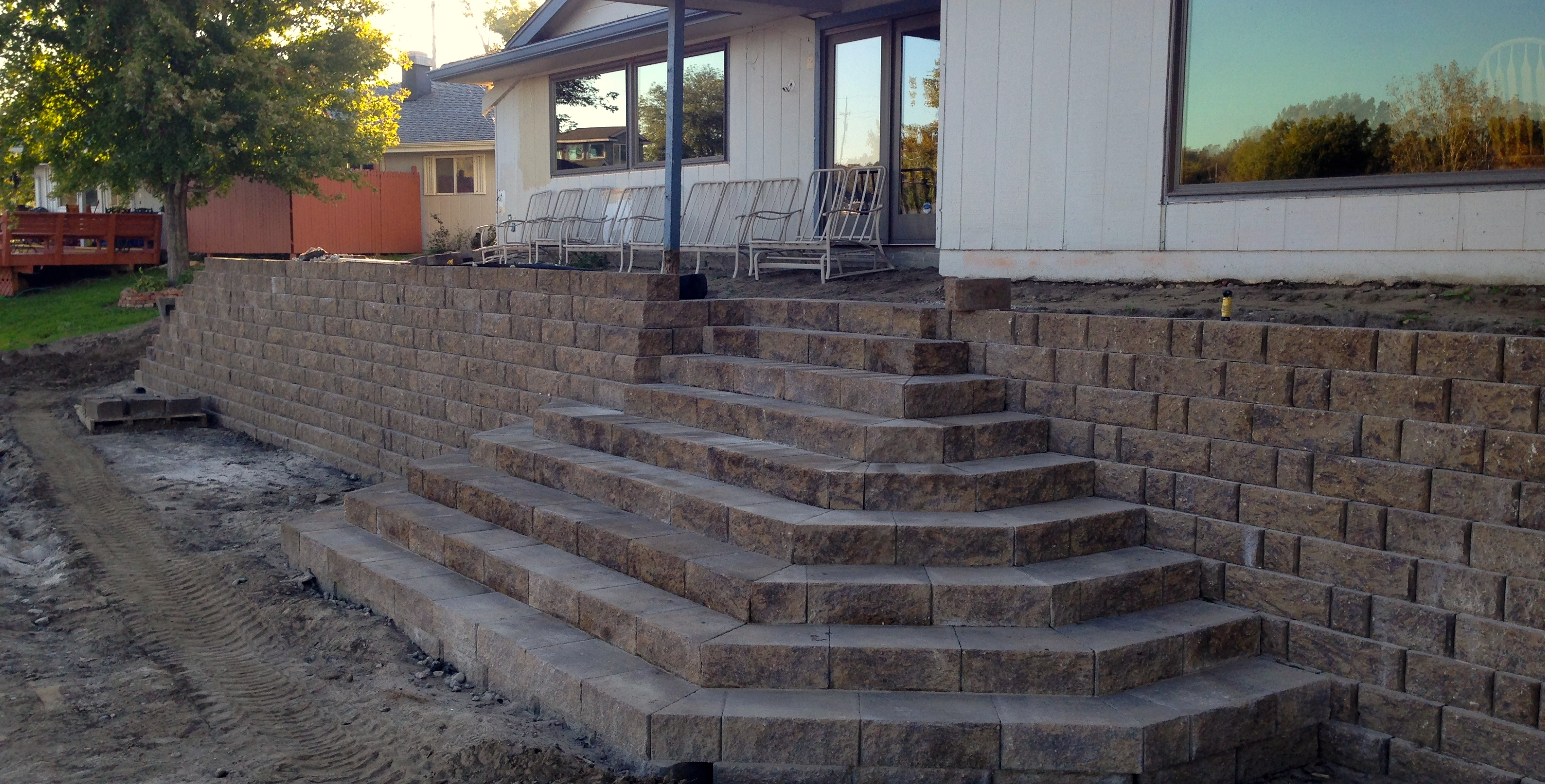 Retaining Wall Omaha