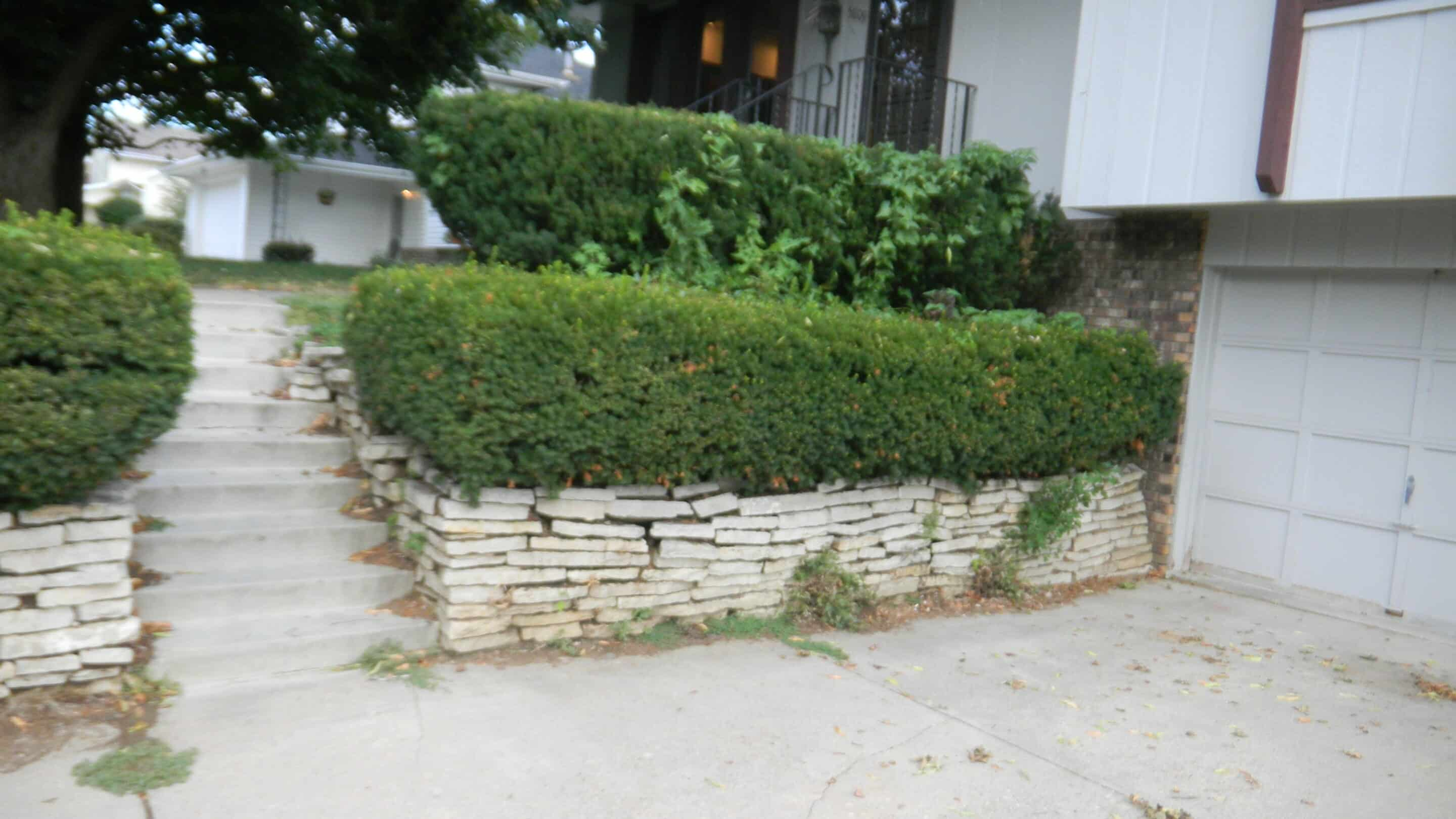 Retaining Wall Omaha Ideal Renovations