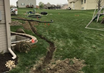 Water Drainage System West Omaha