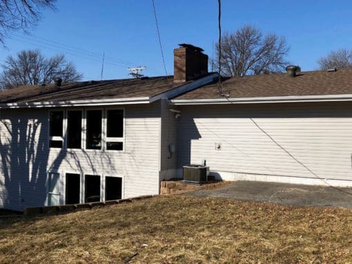 Roof Replacement NW Omaha